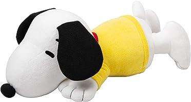 東京 西川 スヌーピー 抱き枕 約52X24cm 綿100% ふわふわパイル もちもち ピーナッツ プレゼント ホワイト LH60303090W