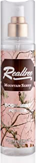 Realtree Women Body Mist, Mountain Series, 8 Ounce