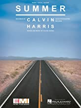 calvin harris sheet music