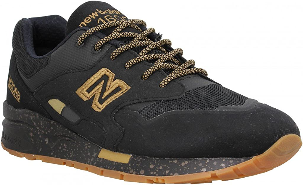 New Balance - CM1600 - Sneakers unisex - Black - US 6 - EUR 38.5 ...