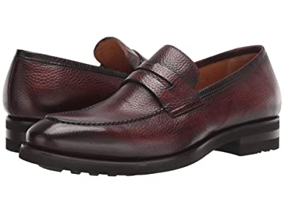 Magnanni Matlin II (Mid Brown) Men