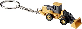 John Deere ERTL Toys Wheel Loader Key Chain