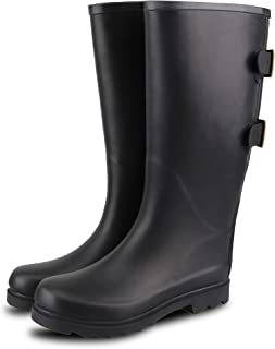 Best womens extra wide rain boots Reviews