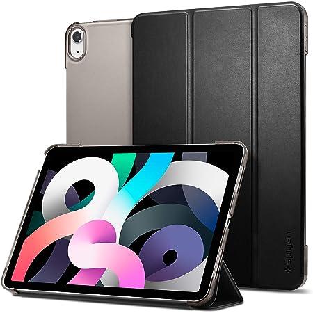 Spigen Smart Fold Designed for iPad Air 4th Generation 10.9 Inch Case (2020) - Black