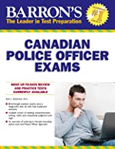 Best barron's canadian police officer exams Reviews