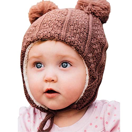 Clothing, Shoes & Accessories Baby Accessories Have An Inquiring Mind Knit Hat Mittens Set Toddler Girls 2-4 Years Goods Of Every Description Are Available