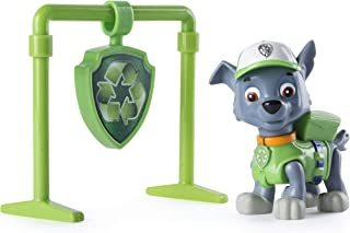 Paw Patrol - Pull Back Pup - Rocky