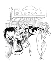 Al Hirschfeld's WORLD PREMIERE Hand Signed Limited Edition Etching