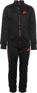 Sponsored Ad - Nike boys Logo Taping Jacket and Pants Two-piece Track Set (Little Kids)