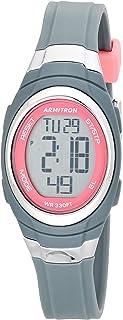 Armitron Sport Women's 45/7034 Digital Chronograph Resin Strap Watch