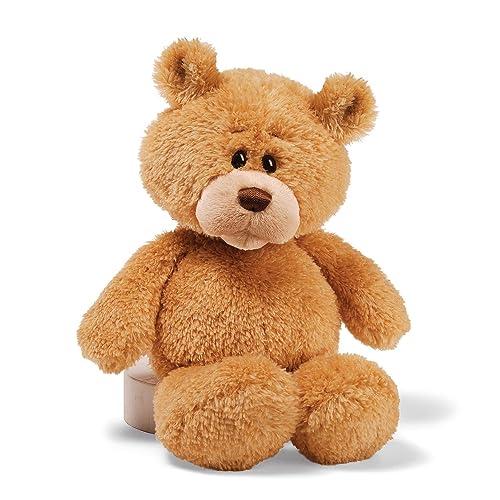 """Gund Little Buddy Tan 13"""" Bear Plush"""