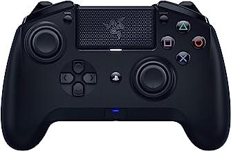 Razer, Controlador para PS4/PC con Bluetooth y Conexión por Cable, 4 Botones Multifunción Reutilizables, Negro