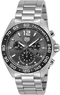 [タグ・ホイヤー]TAG Heuer 腕時計 Formula1 ブラック文字盤 CAZ1011.BA0842 メンズ 【並行輸入品】