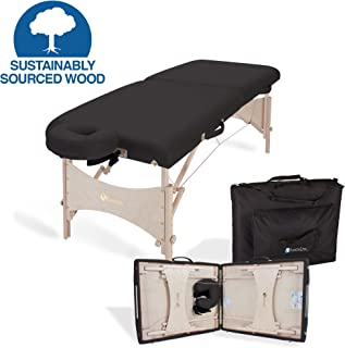 EARTHLITE Portable Massage Table HARMONY DX – Foldable..