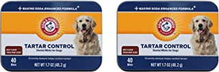 Arm & Hammer Dog Dental Care Fresh Breath Dental Mints for Dogs