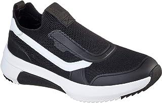 مارك ناسون مودرن جوجر 2.0 - حذاء رياضي روي، أسود/أبيض
