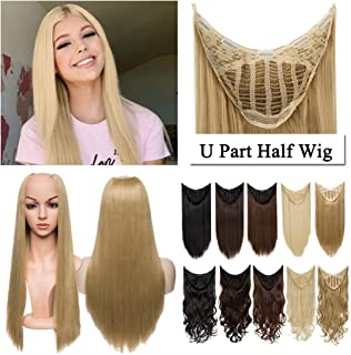 Best straight u part wig Reviews
