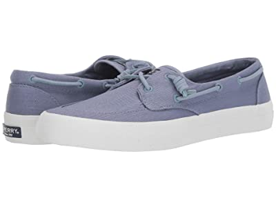Sperry Crest Boat Seasonal Twill (Sky Blue) Women