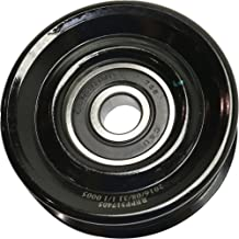 Accessory Belt Idler Pulley compatible with Ford Expedition 02-14 / Jeep Wrangler (JK) 07-15
