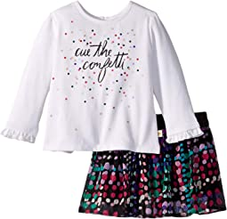 Cue The Confetti Skirt Set (Infant)