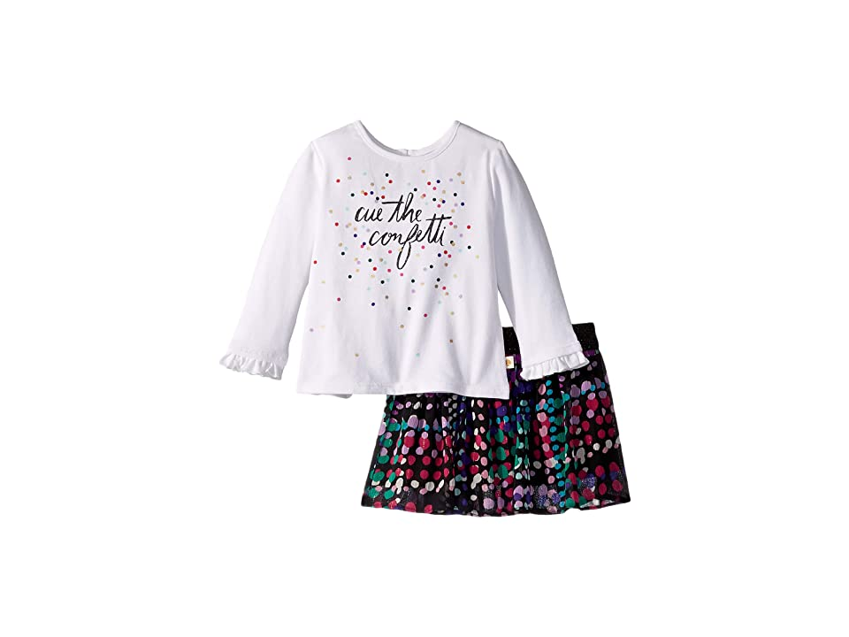 Kate Spade New York Kids - Kate Spade New York Kids Cue The Confetti Skirt Set