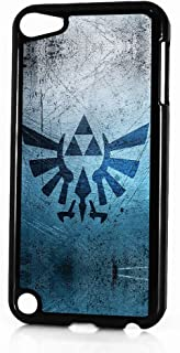( For iPod Touch 6 / iTouch 6 ) Back Case Cover - A11414 Zelda Sign
