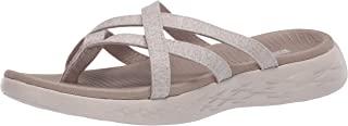 Skechers ON-THE-GO 600-140004 womens Flat Sandal