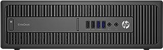 HP EliteDesk 800 G2 Business Class Desktop, Intel Core i5 6500 3.2Ghz, 8GB DDR4 RAM, 256GB SSD Hard Drive, Windows 10 (Renewed)