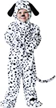 Toddler Dalmatian Costume Spotted Puppy Dog Onesie for Kids
