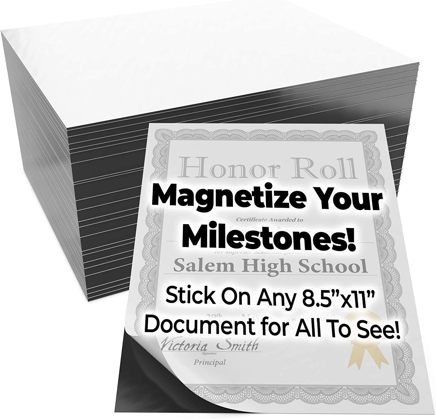 Magnetize Washington Mall Memories Miami Mall with 8.5x11in Adhesive 250pk. P Photo Magnets
