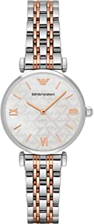 Emporio Armani Casual Watch Analog Display Quartz for Women AR1987