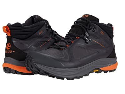 Topo Athletic Trailventure WP (Black/Orange) Men