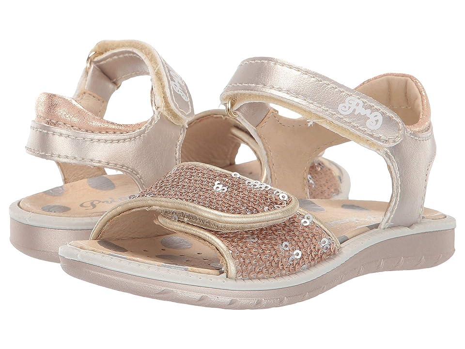 Primigi Kids PAL 33901 (Toddler/Little Kid) (Bronze/Gold) Girls Shoes