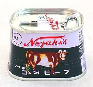 ノザキ コンビーフ 備蓄用食品 缶詰 100g×24缶 ケース (1ケース)