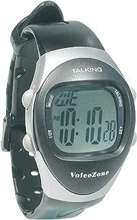 Mens Talking 4-Alarm Medical Watch