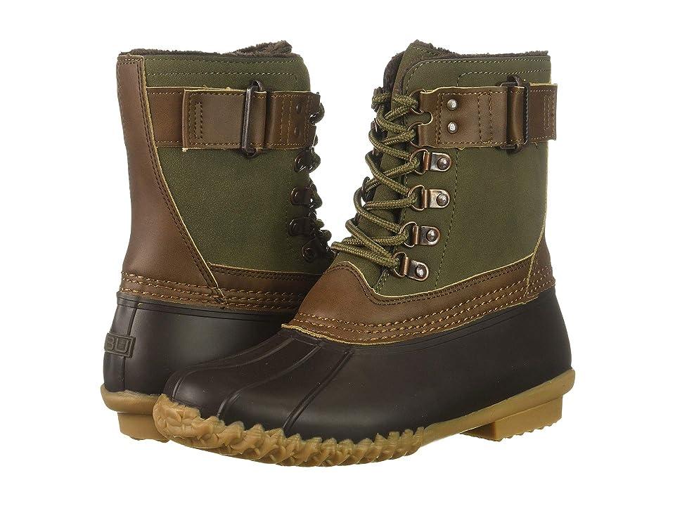 JBU Ontario (Army Green/Brown) Women