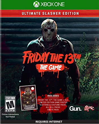 Friday the 13th: The Game - Ultimate Slasher Edition for Xbox One