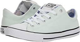 Chuck Taylor All Star Madison Palm Trees Ox (Little Kid/Big Kid)