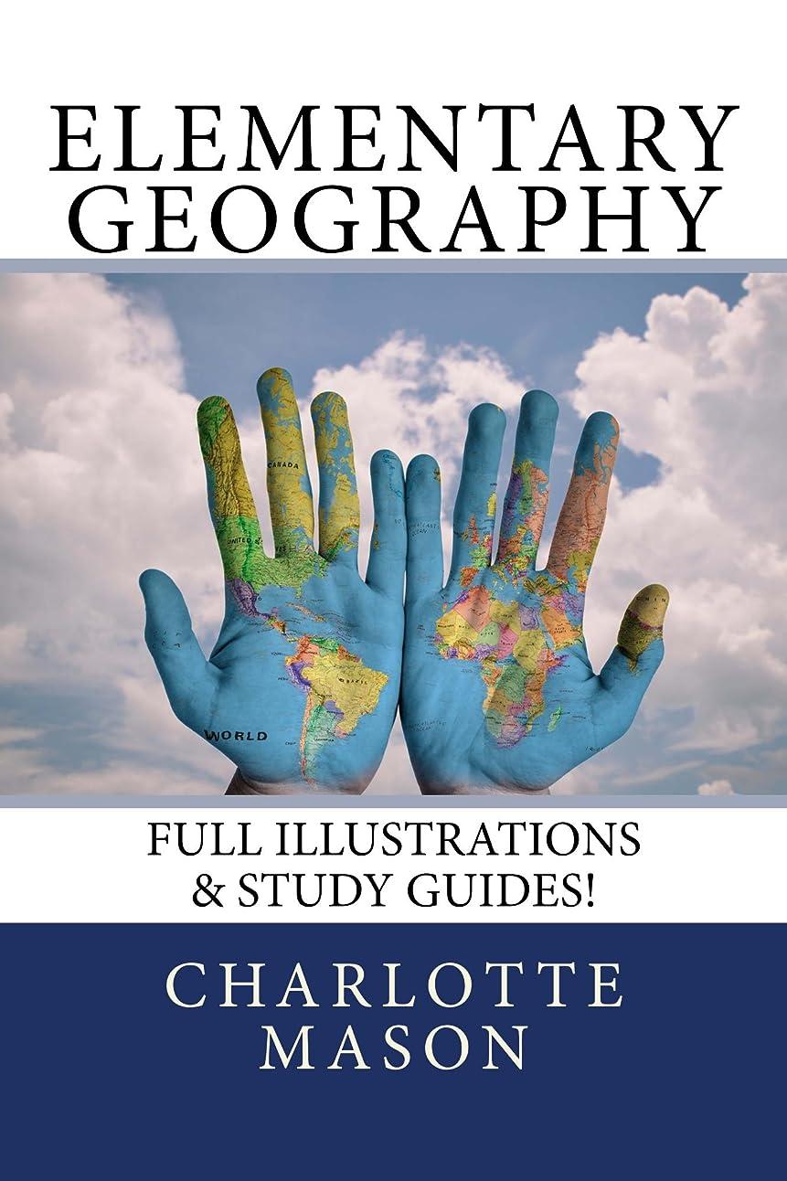 ソート弱い不定Elementary Geography: Full Illustrations & Study Guides! (English Edition)