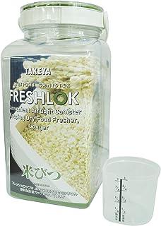 フレッシュロック 米びつ 3kg 4L 乾物など他食品保存にも便利