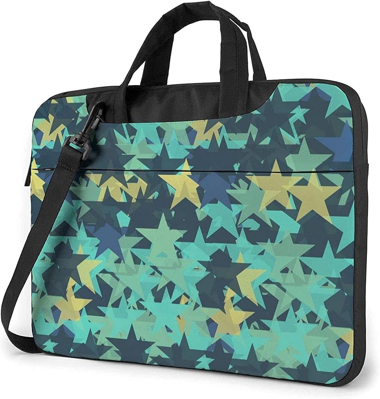 Epushow Blue Star Ranking TOP20 Laptop Bag Messenger 15.6