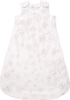 aden + anais 冬季睡袋,* 纯棉外层和衬里 * 涤纶填充,2.5 TOG 粉红色 18-36 mois