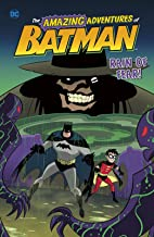The Amazing Adventures of Batman! Pack A of 4 (DC Super Heroes: The Amazing Adventures of Batman!)