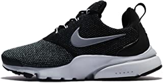 Nike Women's Presto Fly Low-Top Sneakers (9.5 M US, Black/Cool Grey/Pure Platinum)