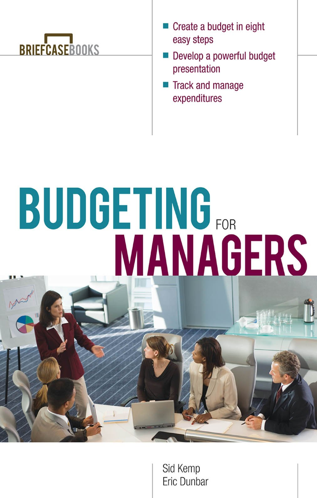 Budgeting for Managers: A Briefcase Book (Briefcase Books Series)