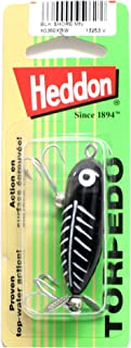 Heddon 小鱼雷饵 Black Shore Minnow 1 7/8-Inch