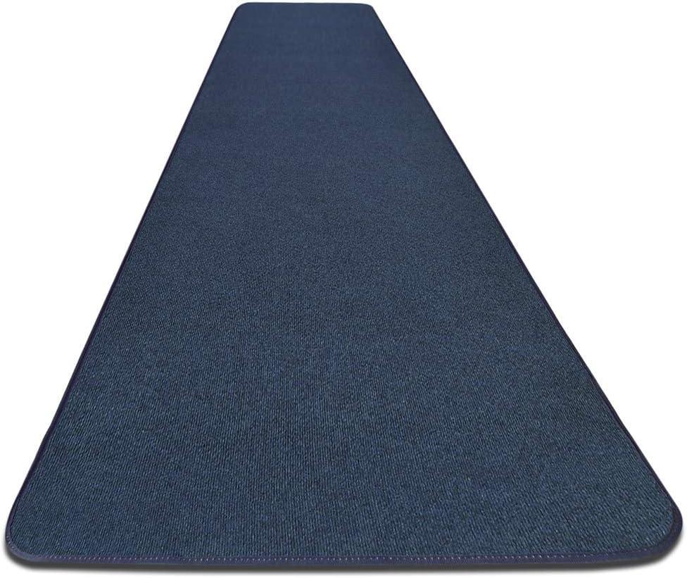 House Home and More Outdoor Carpet Runner - Blue x Nashville-Davidson 40% OFF Cheap Sale Mall 10 4 feet