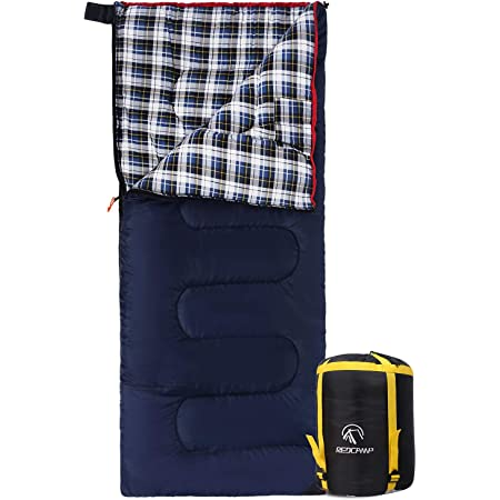 Compact and Lightweight Sleeping Bag for Adults 3 Season Outbound Sleeping Bag Gray Camping and Hiking Warm and Cold Weather Perfect for Backpacking