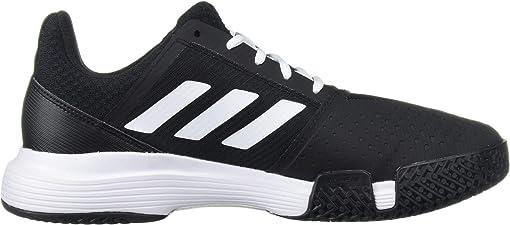 Core Black/Footwear White/Matte Silver
