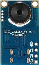 Lasamot MLX90640BAA Módulo Sensor DIY 32 24 Dot Matrix 110° 75° Perspectiva -40~300℃ Sensor de Imagem Térmica de Detecção ...